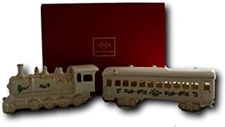 Lenox Village Train & Passenger Car