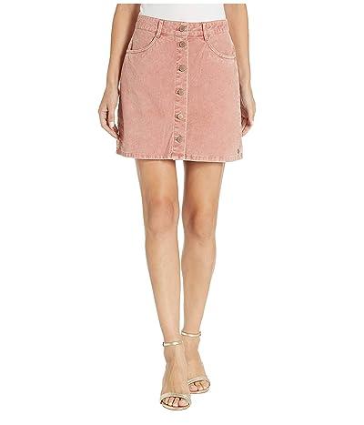 Roxy Unforgettable Fall Skirt (Cedar Wood) Women