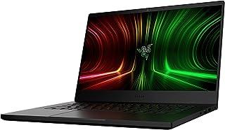 "Razer Blade 14 - AMD Gaming Laptop: NVIDIA GeForce RTX 3080 GPU, AMD Ryzen 9 5900HX CPU, 14"" QHD 165Hz, 1TB SSD, 16GB RAM,..."