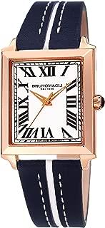 Women's Valentina 1064 Swiss Quartz Italian Leather Strap Watch