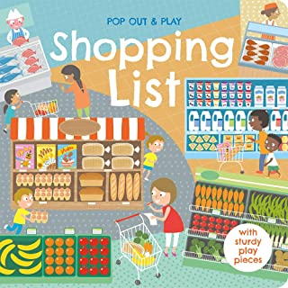 Shopping List (Pop Out & Play)