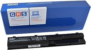GRS Batería para HP ProBook 4530s 4535s 4430s 4435s sustituye a: HSTNN-LB2R QK646AA PR06 HSTNN-I02C QK646UT HSTNN-OB2R 650938-001 633733-321 PR09 HSTNN-XB2T HSTNN-IB2R HSTNN-DB2R