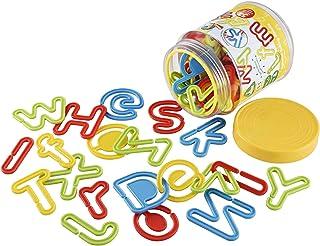 ELC Alphabet Linking Stencils Toy - Multi Color