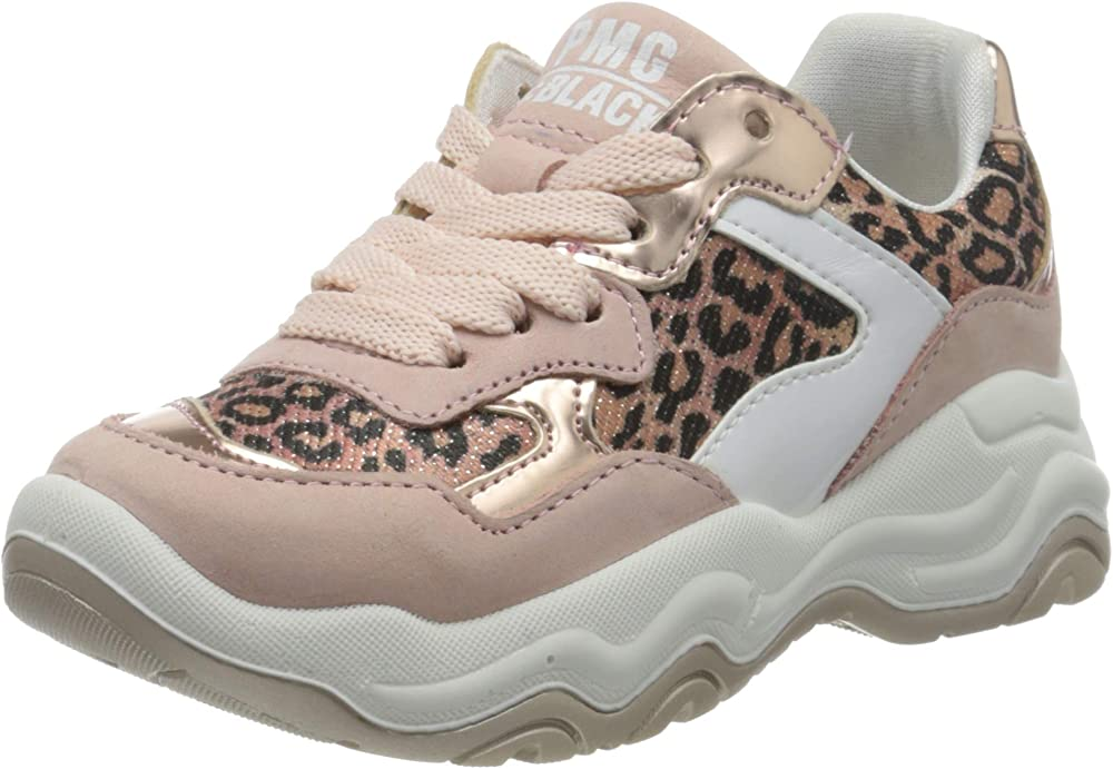 Primigi , scarpe da ginnastica basse per bambina -ragazza in pelle 5431411