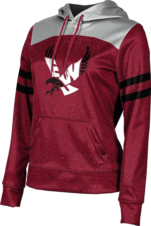 ProSphere Eastern Washington University Girls' Pullover Hoodie, School Spirit Sweatshirt (Gameday)