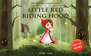 My First Pop Up Fairy Tales - Little Red Riding Hood : Pop up Books for children