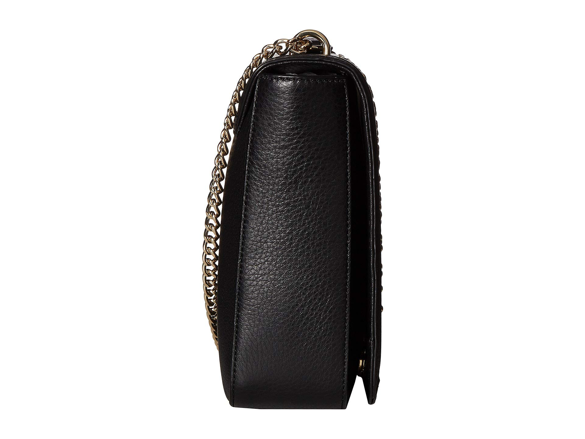 Love Studded Bag Moschino Shoulder Black Heart ppHqAwCr