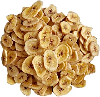 e-hiroya バナナチップ バナナ チップ 1kg バナナチップス フィリピン産 (ココナッツオイル使用) 業務用 チャック袋入 ドライフルーツ ばなな チップス