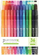Tombow GCF-013 Playcolor K Double-Sided Marker (Set of 36)