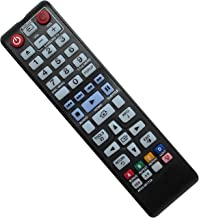 General Replacement Remote Control for Samsung BD-D5300C BD-D5300C/ZA BD-J6300/ZA BD-J7500 Smart Wi-fi BD Blu-ray DVD Player