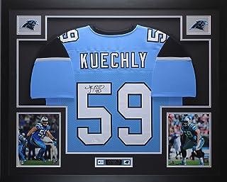 Amazon.com: Carolina Panthers Luke Kuechly Jersey