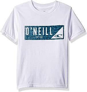O'NEILL Men's Little Boys' Modern Fit Logo Short Sleeve T-Shirt