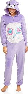 Care Bear License Women's Share Bear Union Suit One Piece Pajama Set