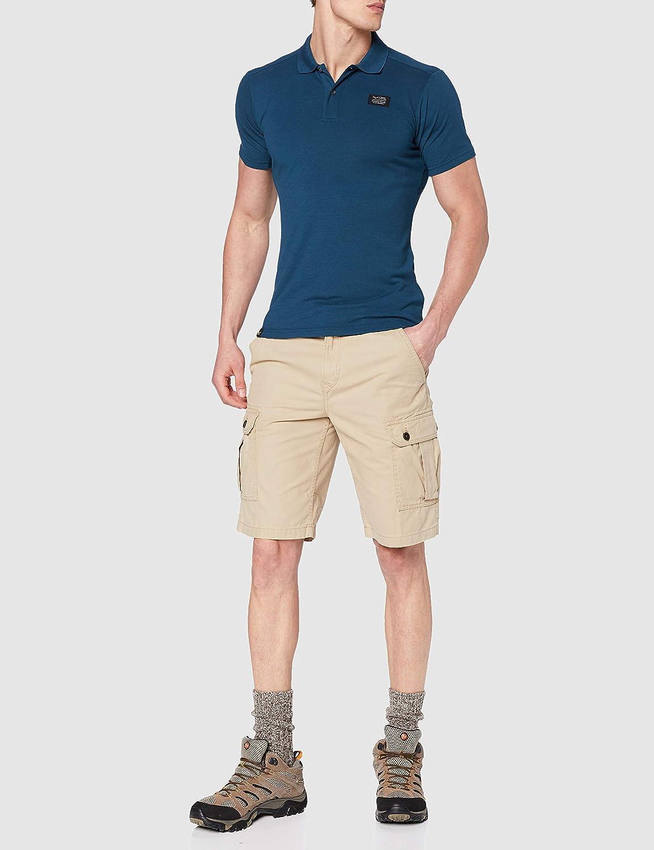 Salewa Herren Dri-release Dry M S//S Polo Poloshirts