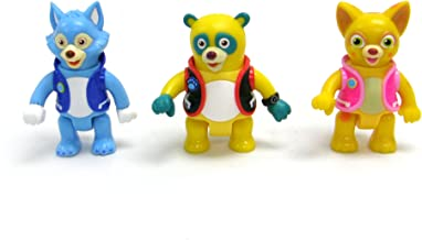 special agent oso wolfie and dotty