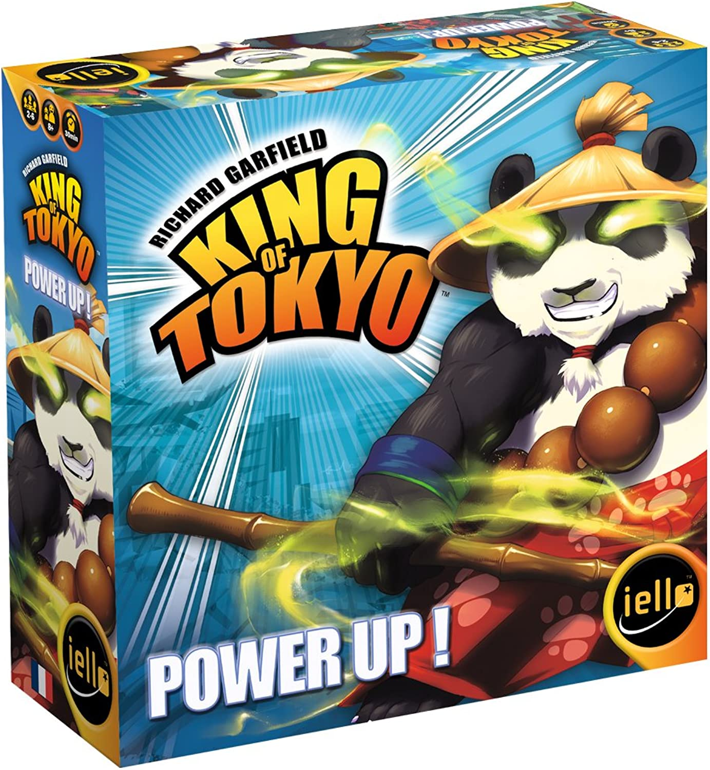 Iello King of Tokyo Power Up  51369
