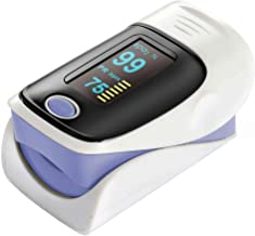 Pulse oximeter with Heart Rate Monitor