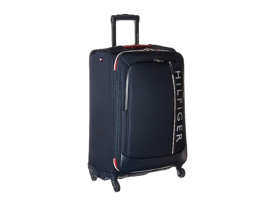 Tommy Hilfiger 25 City Slicker Upright (Navy) Luggage
