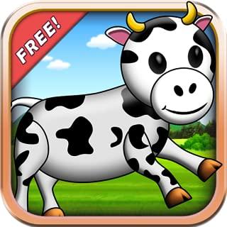 Baby Cow Run FREE - Addictive Animal Running Game