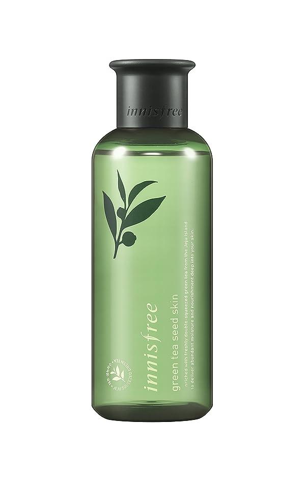 好戦的な業界初期のイニスフリー日本公式(innisfree) グリーンティーシード スキン[化粧水]200mL