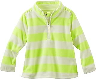 OshKosh BGosh Quarter-Zip Fleece Cozie Toddler//Little Girls