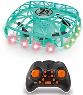 Funien F14 2.4G RC Drone Hand Controlled Drone Hand Operated Drones Toys for Kids Sensing Ball Outdoor Aircraft 360 Rotati...