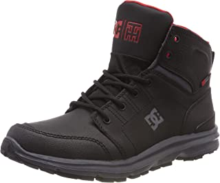 Torstein Boot Black/Grey/Red