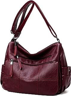 Leather Bag Women Shoulder Messenger Bag Large Capacity Women Crossbody Bag Large Capacity