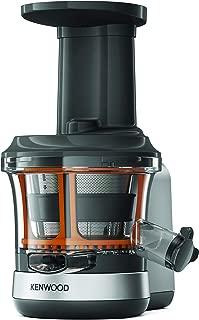 Kenwood 凯伍德 KAX720PL 慢榨汁机配件 | 适用于所有厨师和kMix 厨房机 | 400毫升果汁容器 | 滴水停止
