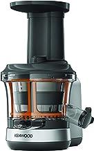 Kenwood Slow Juicer KAX720PL Accessoires voor Kenwood keukenmachines, elektrische sapcentrifuge met 400 ml sapreservoir en...