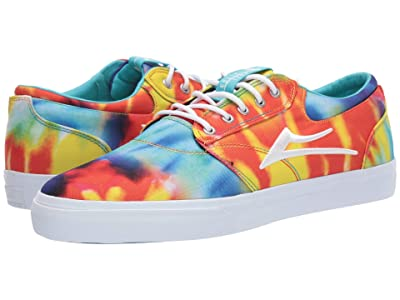 Lakai Griffin (Tie-Dye Canvas) Men