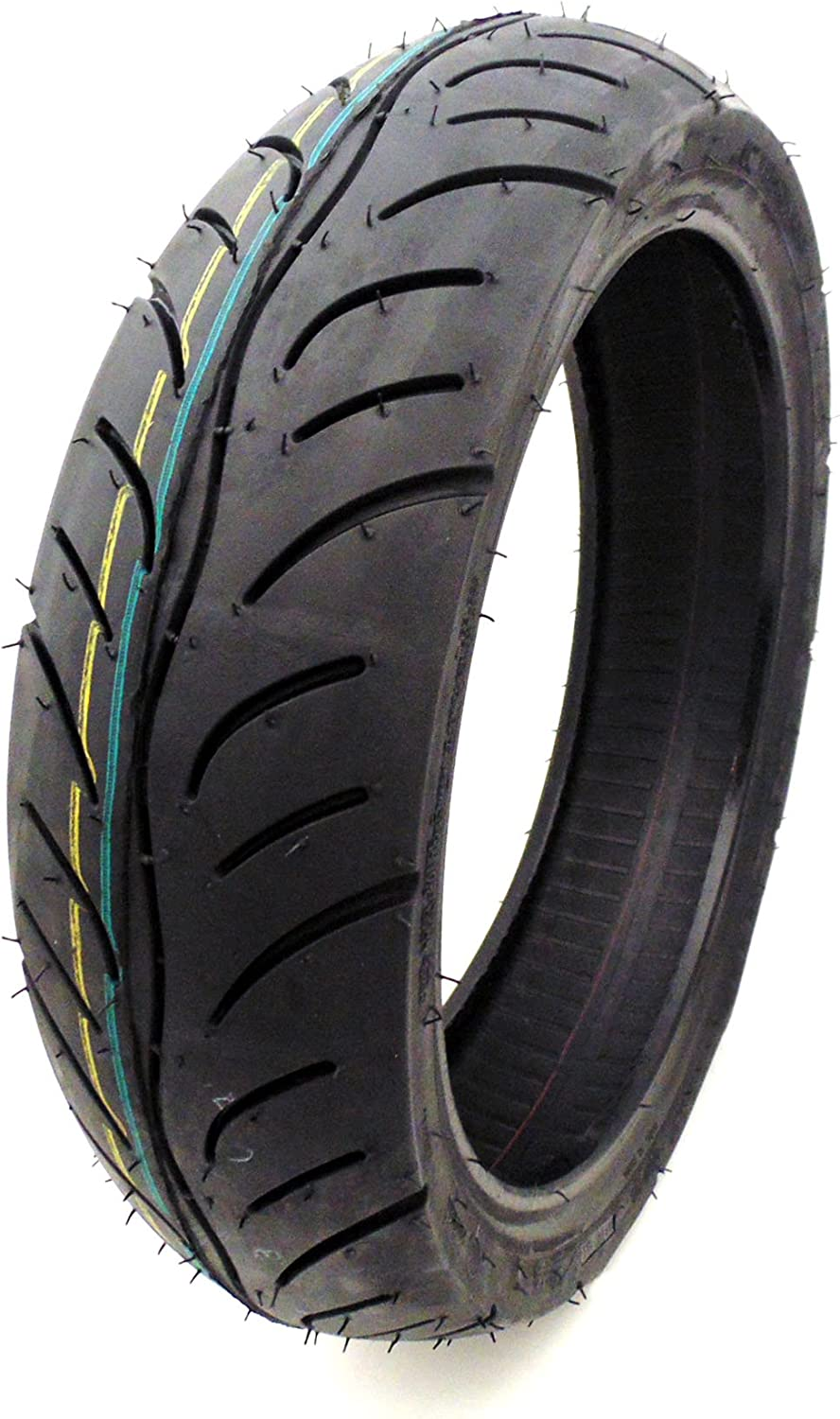 Tire 100 60-12 Tubeless Front Rear Motorcycle Scooter Moped