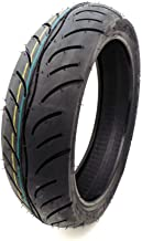 MMG 100/60-12 Tubeless Scooter Tire Front or Rear Street Tread 12 inches Rim Fresh Rubber