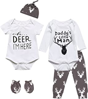 newborn hunting outfit