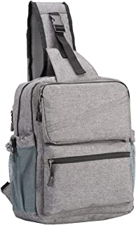 denlix Sling Bag, Crossbody Shoulder Sling Backpack Hiking Daypack for Men Women