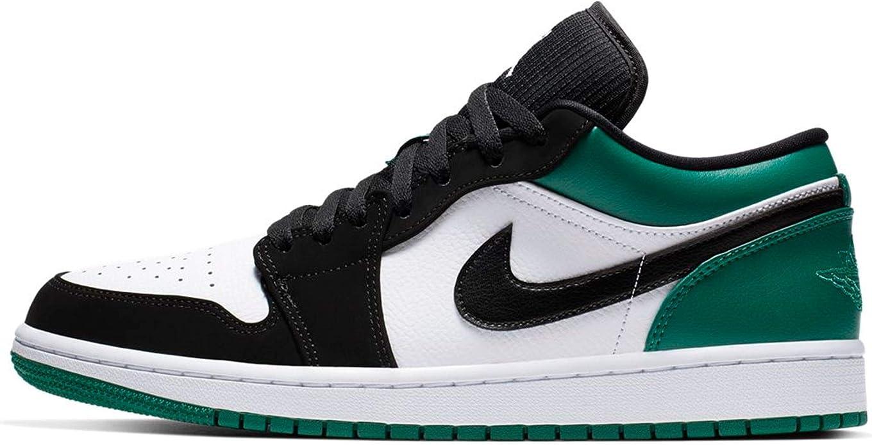 Nike 553558-113 Air Jordan 1 Low Chaussures basses pour homme ...