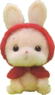 Cool Beans Boutique Wool Felting DIY Kit (Bunny Red Hood)