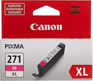 Canon CLI-271XL Magenta Ink Tank Compatible to MG6820, MG6821, MG6822, MG5720, MG5721, MG5722, MG7720, TS5020, TS6020, TS8...