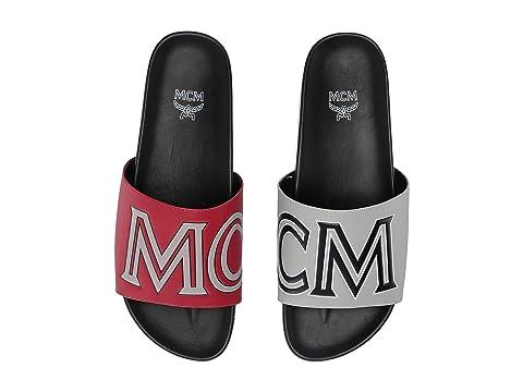 MCM Contrast Logo Slide
