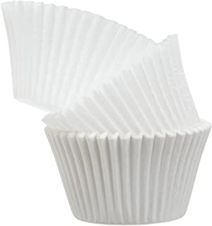 Regency Baking Cups for Cupcakes and Muffins,  White Jumbo, 25 count