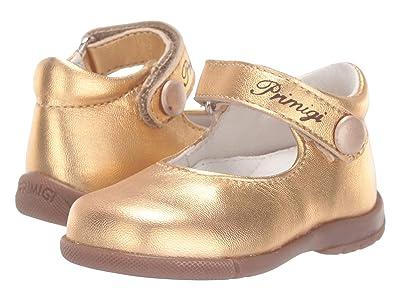 Primigi Kids PPB 44019 (Infant/Toddler) (Gold) Girl