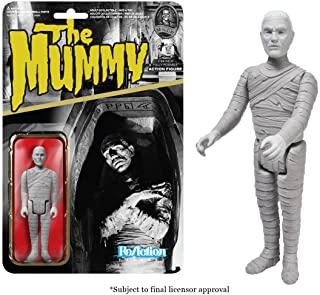 Funko 4089 Reaction Kenneth Cole Universal Monsters The Mummy 3 3/4 Inch Action Figure