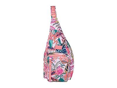 Vera Bradley ReActive Sling Backpack