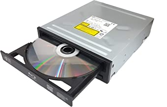 HAZYYO Desktop Internal 12x Bluray Combo Drive Bluray Player CH30N DVD/CD Burner Writer Drive + Sata Cable Kit