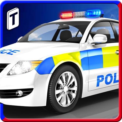 『Police Car Parking 3D』の1枚目の画像