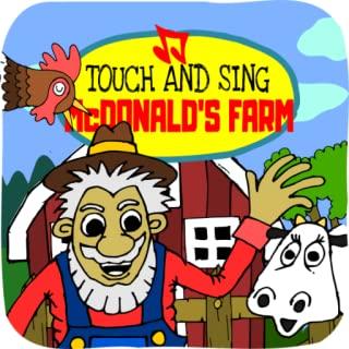 Touch and Sing MacDonald's Farm - An Interactive Book with Sounds for Children (Early reader books for children , Nursery ...