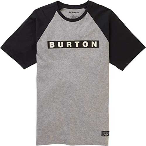 Burton Vault - Camiseta de Manga Corta para Hombre (100% algodón orgáNiño)