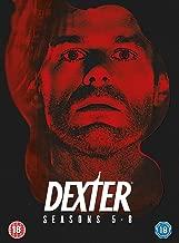 Dexter Seasons 5 8 [Edizione: Regno Unito] [Import anglais]