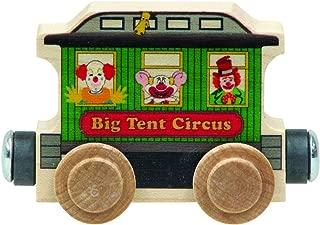 NameTrain Circus Wagon - Made in USA