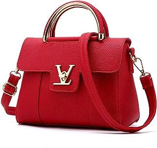 200c50d85508b7 Flap V Women's Luxury Leather Clutch Bag Ladies Messenger Bags Famous Tote  Bag